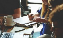 Prise de note en réunion