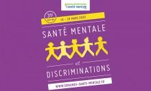 Santé mentale et discrimination : en mars levons les tabous !