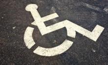 Logo place réservée handicap
